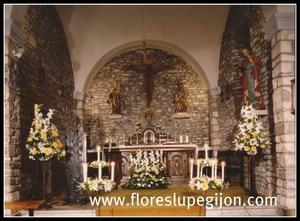 Altar de Castiello, Gijón