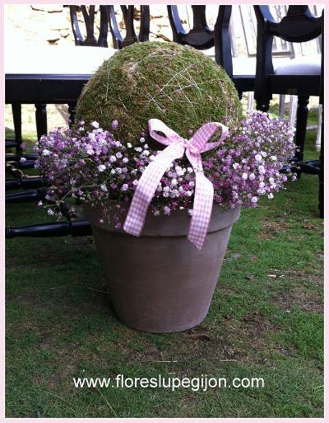 Flores Lupe -  Boda en el Palacio de Rubianes - Flores Lupe